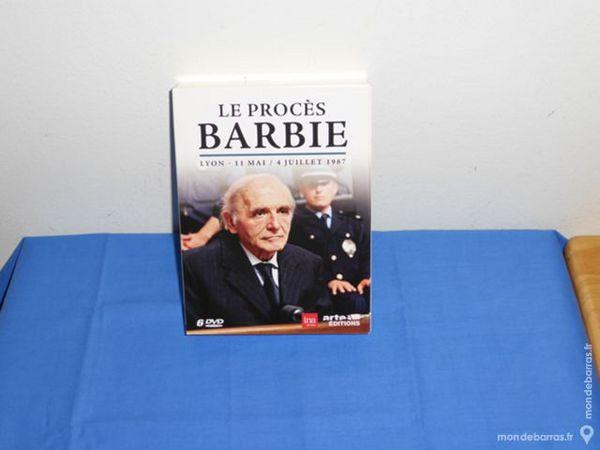 Coffret 6 DVD Le Procès BARBIE 35 Créteil (94)