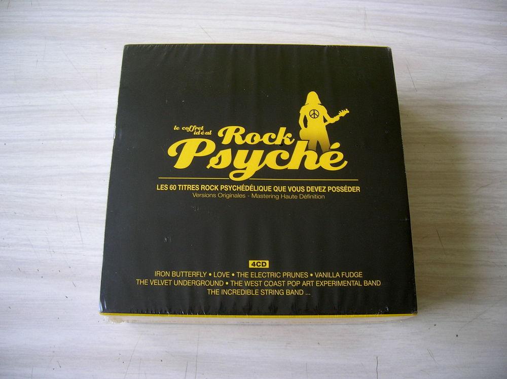 COFFRET ROCK PSYCHE 60'S 65 Nantes (44)