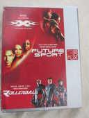 COFFRET 3 DVD : XXL - ROLLERBALL - FUTURE SPORT 8 Saint-Genis-Laval (69)