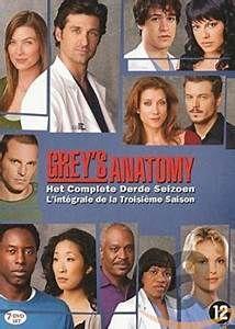 Coffret de 4 DVD série GREY'S ANATOMY - saison 3 intégrale 10 Ervy-le-Châtel (10)