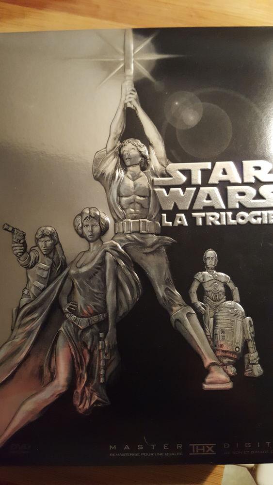 Coffret STAR WARS La Trilogie 10 Bordeaux (33)
