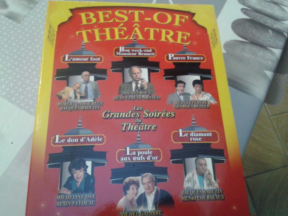 Coffret de 6 DVD  Au théâtre ce soir  6 Bouvigny-Boyeffles (62)