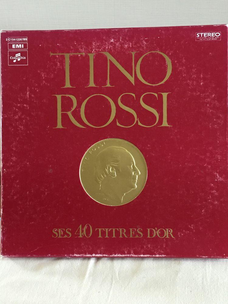 COFFRET DE TINO  ROSSI 20 Véron (89)
