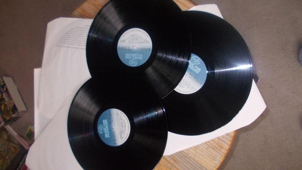 coffret 3 33 tours Edith Piaf 10 Thiais (94)