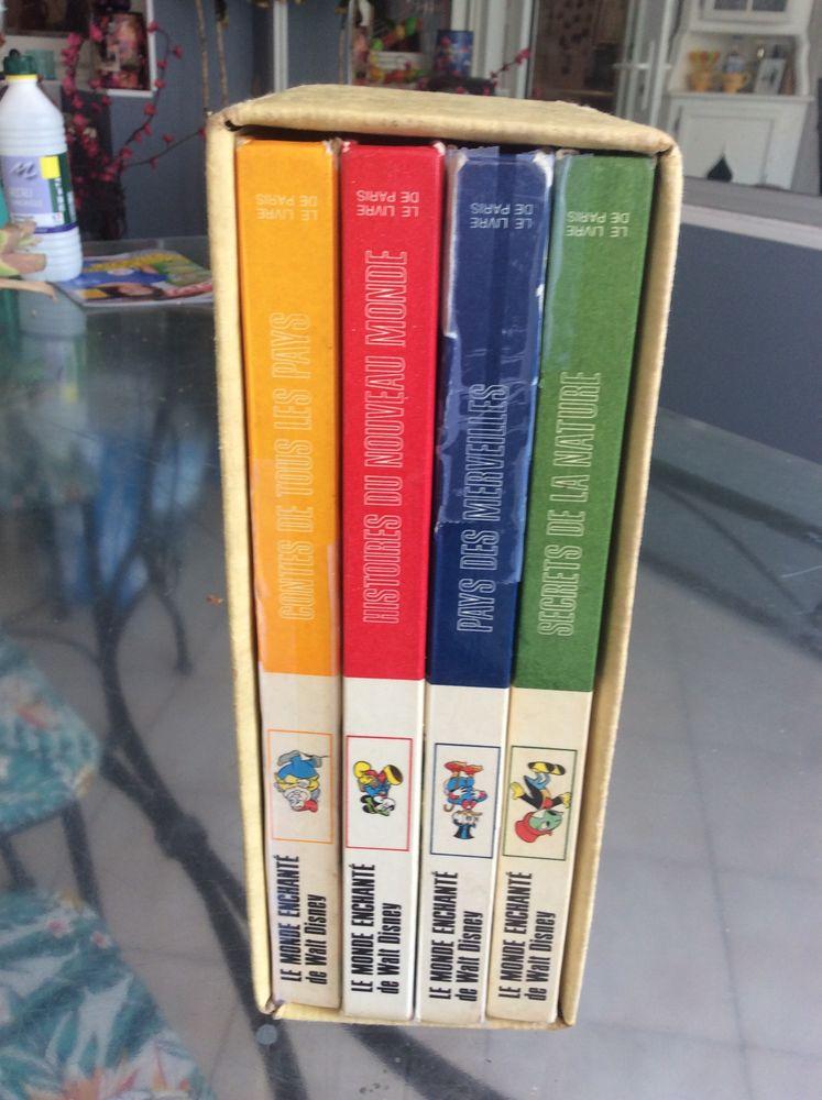 coffret de 4 Li très du monde enchanté de Walt Disney  25 Marmande (47)