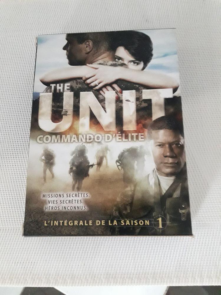 Coffret DVD Thé unit  commando d'élite  10 La Mulatière (69)