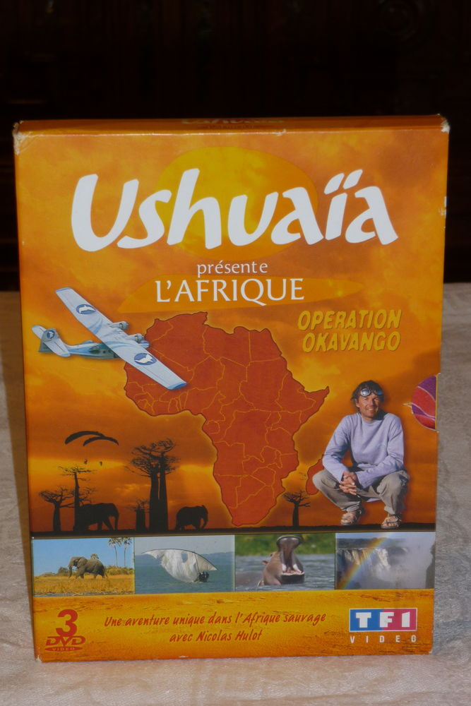 1 coffret Ushuaïa de 3 DVD 30 Aubusson (23)
