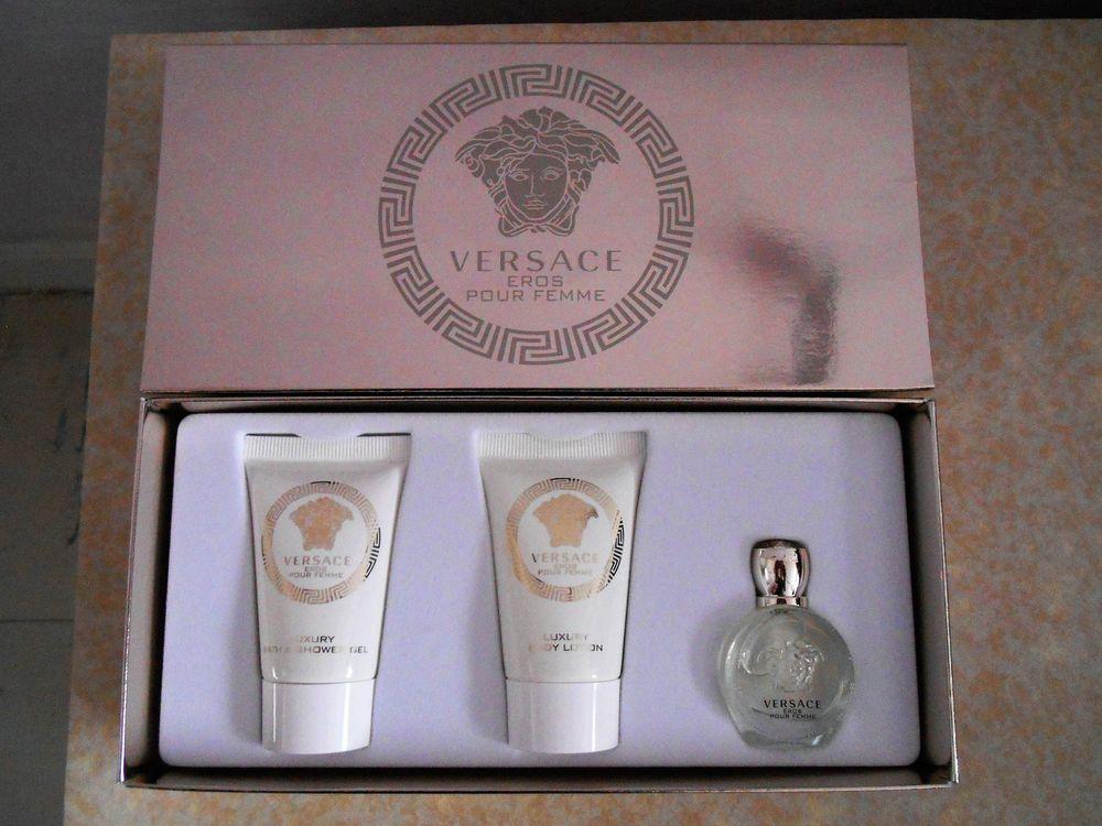 Coffret Versace Eros  18 Villejuif (94)
