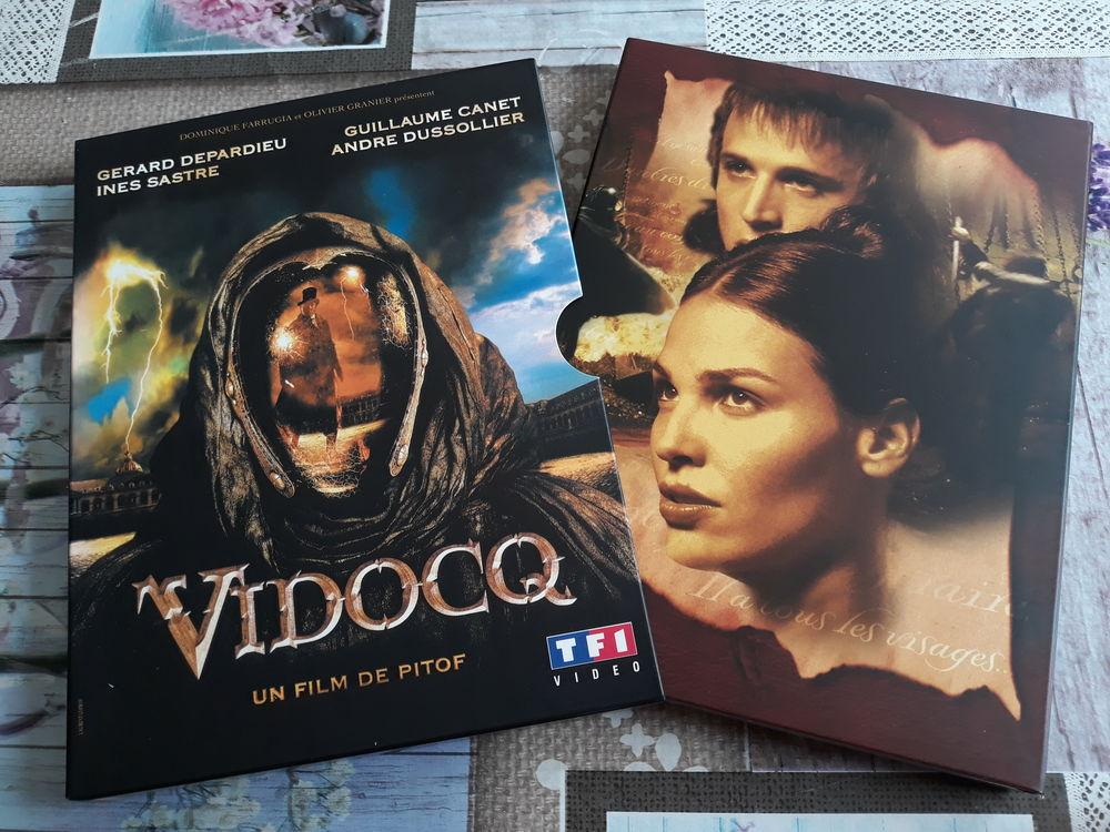 Coffret DVD  Vidocq  - avec G. DEPARDIEU 9 Livry-Gargan (93)