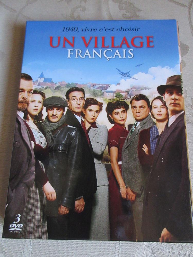 Coffret 3 DVD   Un village français   12 Le Crès (34)