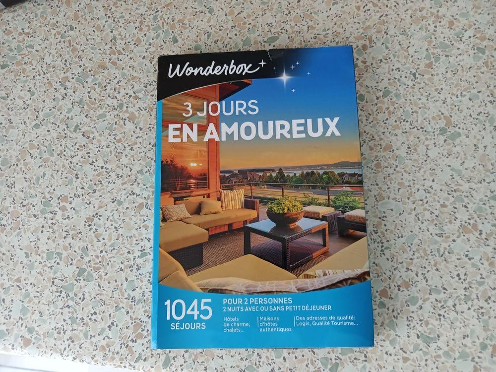 coffret Wonderbox 3 jours 40 La Rochelle (17)