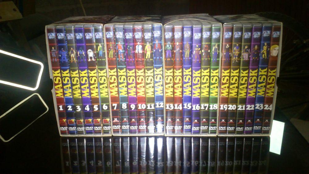 coffret dvd 25 Appoigny (89)