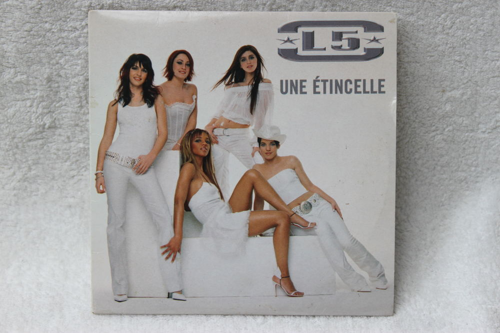 Coffret CD L5  1 Montigny-Lencoup (77)