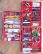 3 coffrets d'assortiment matériel pour maquettiste