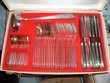 Coffrets Ménagères 49 pièces en Inox - jamais servis Cuisine
