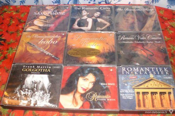 lot de 13 coffrets cd musique classique 60 Bessèges (30)