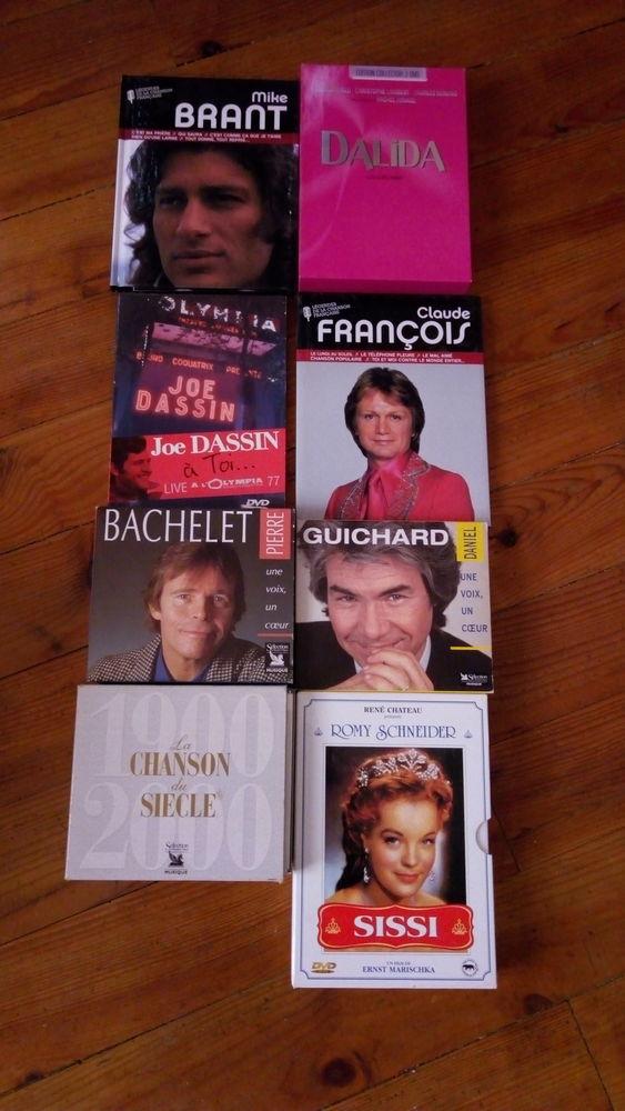 CD COFFRETS ET DVD 15 Villeneuve-sur-Lot (47)