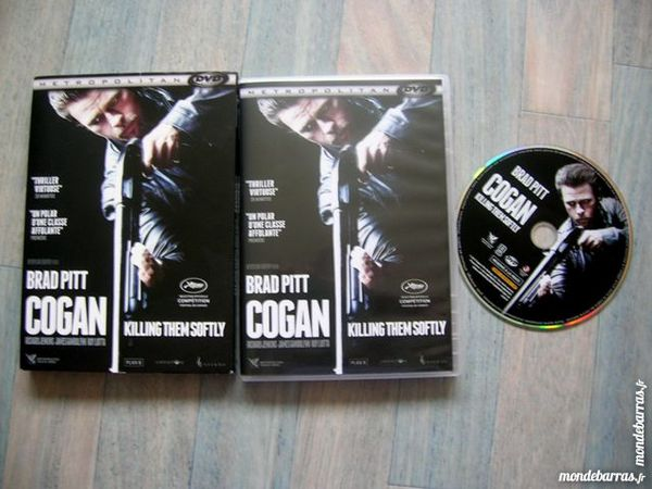 DVD COGAN killing them softly - Brad PITT 6 Nantes (44)