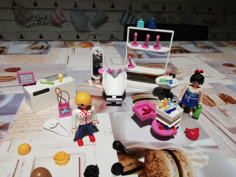 coiffeur playmobil 25 Le Grand-Quevilly (76)