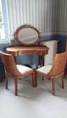 coiffeuse et deux chaises 500 Talence (33)