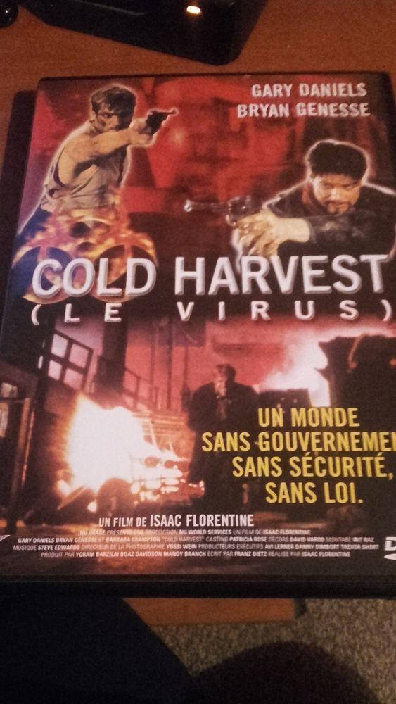 DVD Cold Harvest le virus. Livraison possible 1 Rixheim (68)