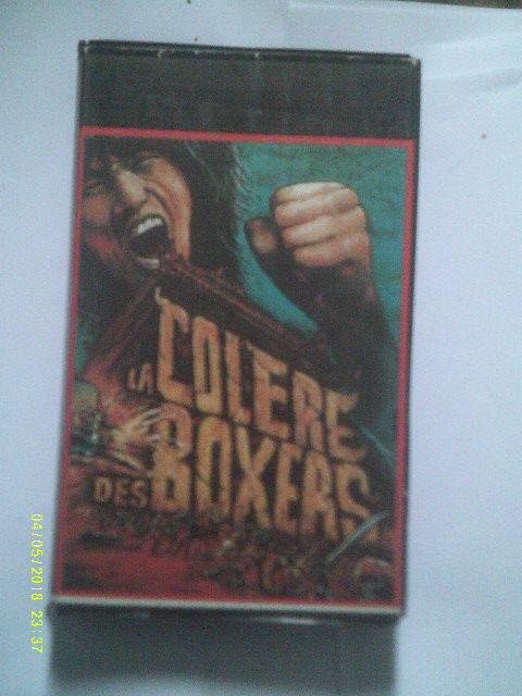 LA COLERE DES BOXERS avec richard Harrison (payapl accepte) 0 Rosendael (59)