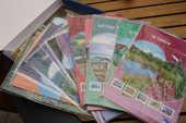 24 collecteurs timbre régionaux . 200 Bazoches-sur-Vesles (02)