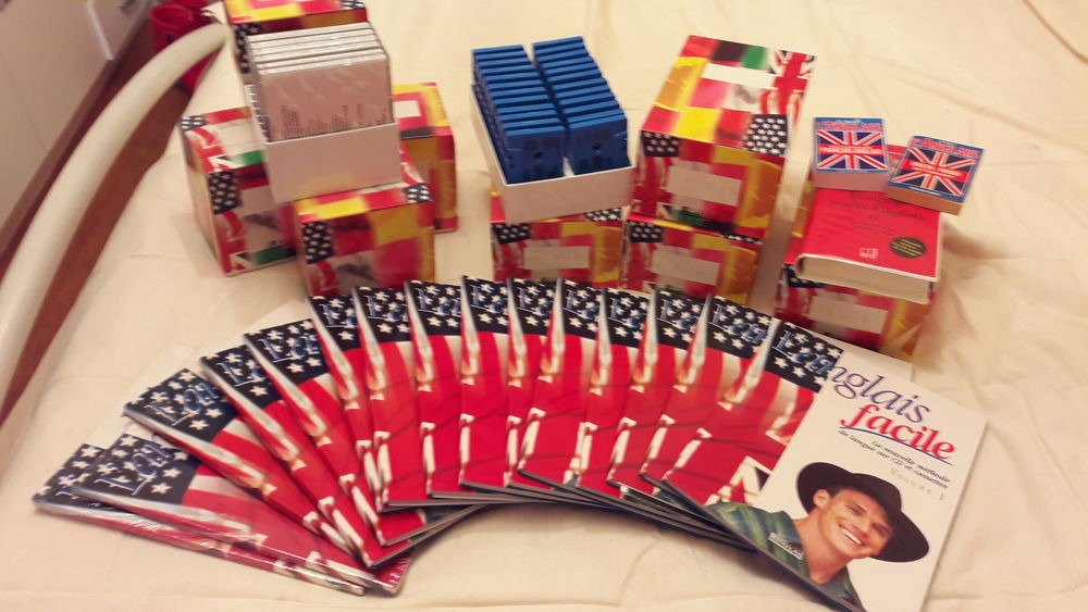 collection anglais facile complete 250 Issoire (63)