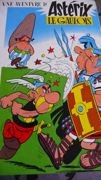 COLLECTION ASTERIX 50 Nice (06)