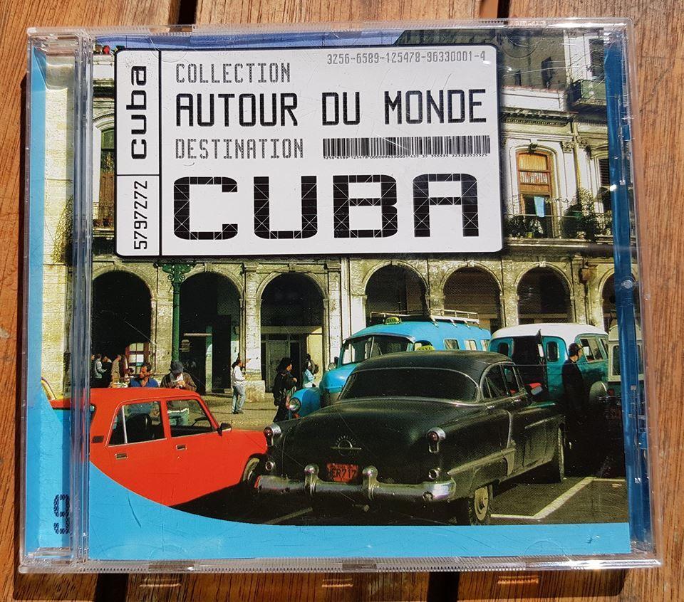 Cd collection autour du monde Cuba 1.50 euro 0 Marseille 9 (13)