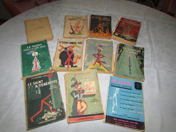 Collection  Les aventures du Saint 0 Saint-Martin-de-la-Place (49)