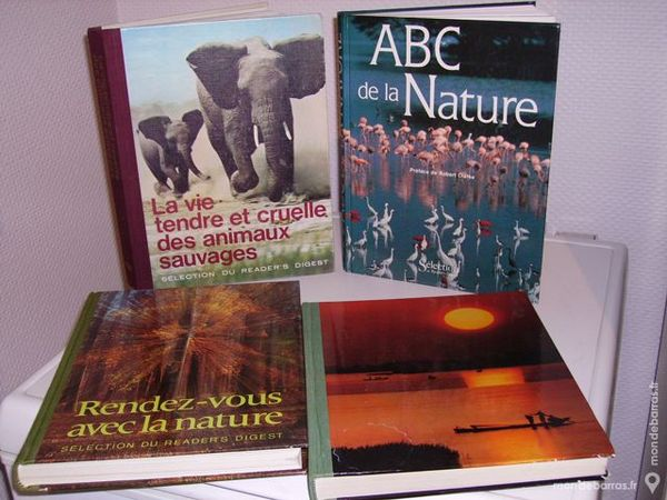 COLLECTION DE 17 BEAUX LIVRES de Sélection du Read Livres et BD