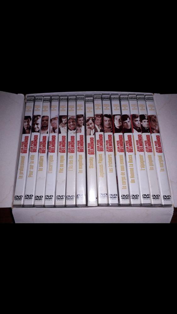 Collection DVD Belmondo 0 Montrouge (92)