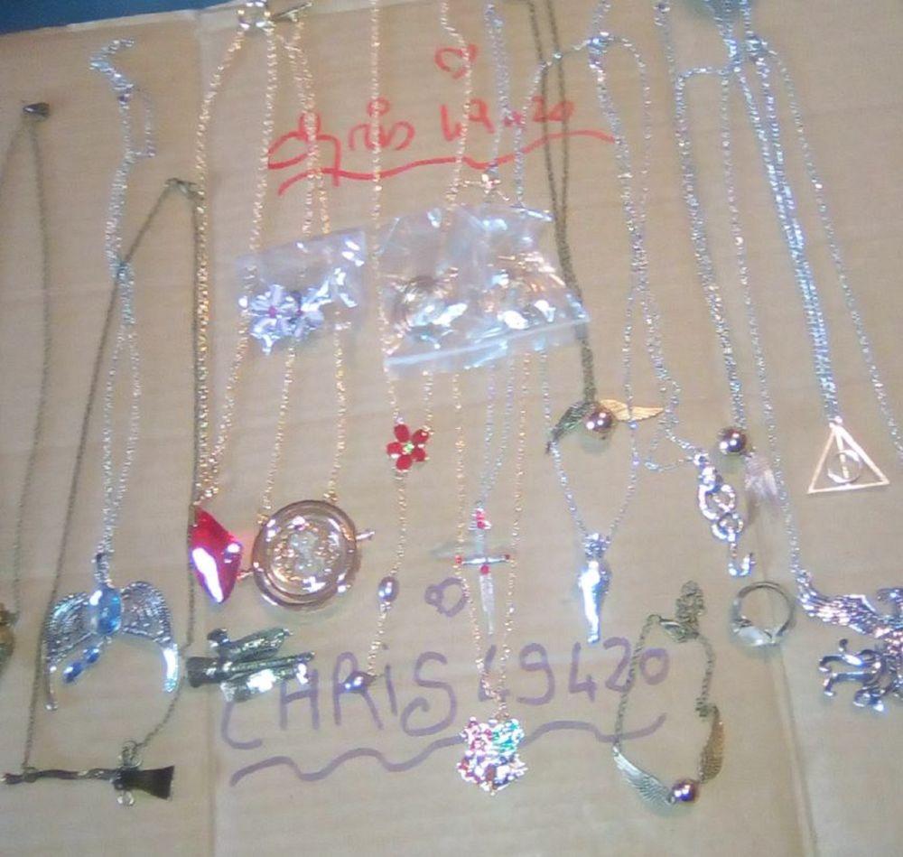 collection de 20 bijoux  Harry Potter 60 Pouancé (49)