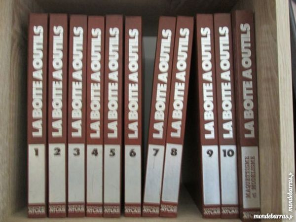 Collection La Boite à Outils 100 Illkirch-Graffenstaden (67)