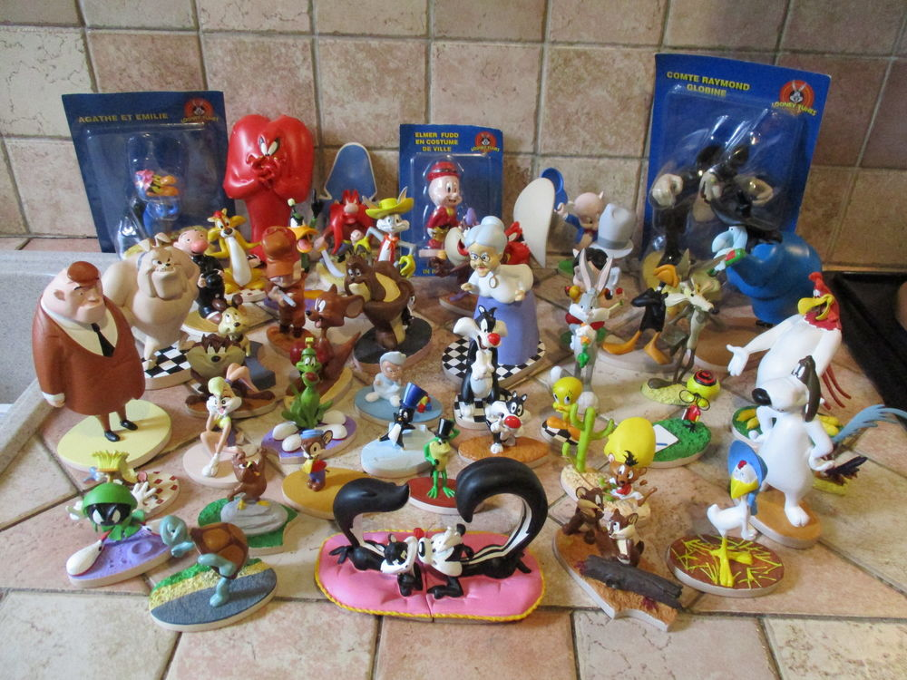 COLLECTION BUGS BUNNY  ET LES LOONEY TUNES 160 Pamiers (09)