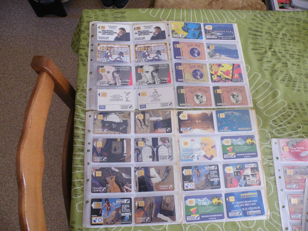 collection carte téléphonique  10000 Mourenx (64)