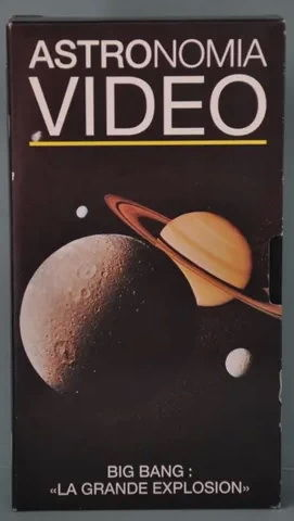 Collection K7 VHS / cassette video - Astronomia 25 Lodève (34)