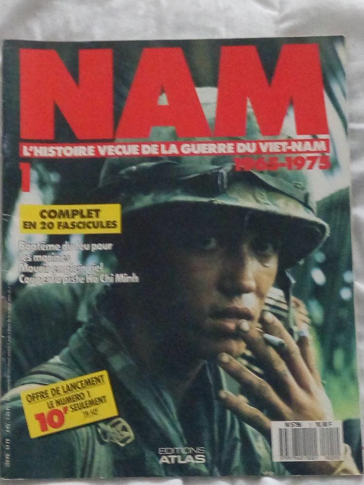 Collection complète magazines Nam, 20 numéros  fascicules 80 Laon (02)