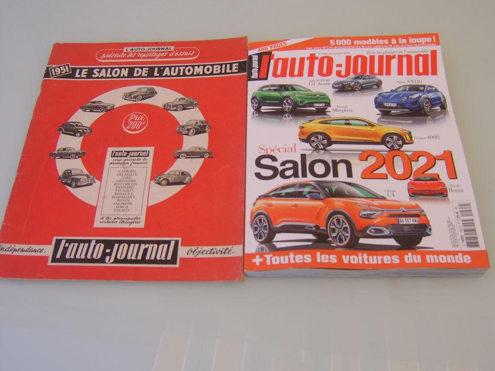 Collection complète salon de l'auto-journal 1 Romagnat (63)