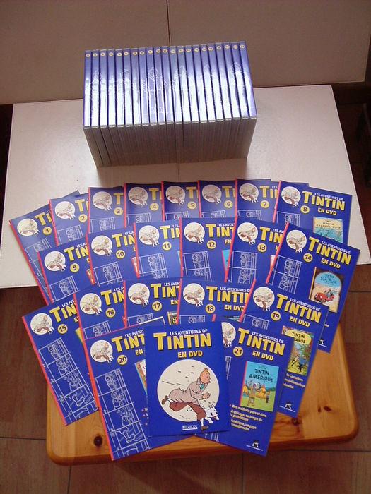 collection complète de Tintin en DVD 30 Étouvans (25)