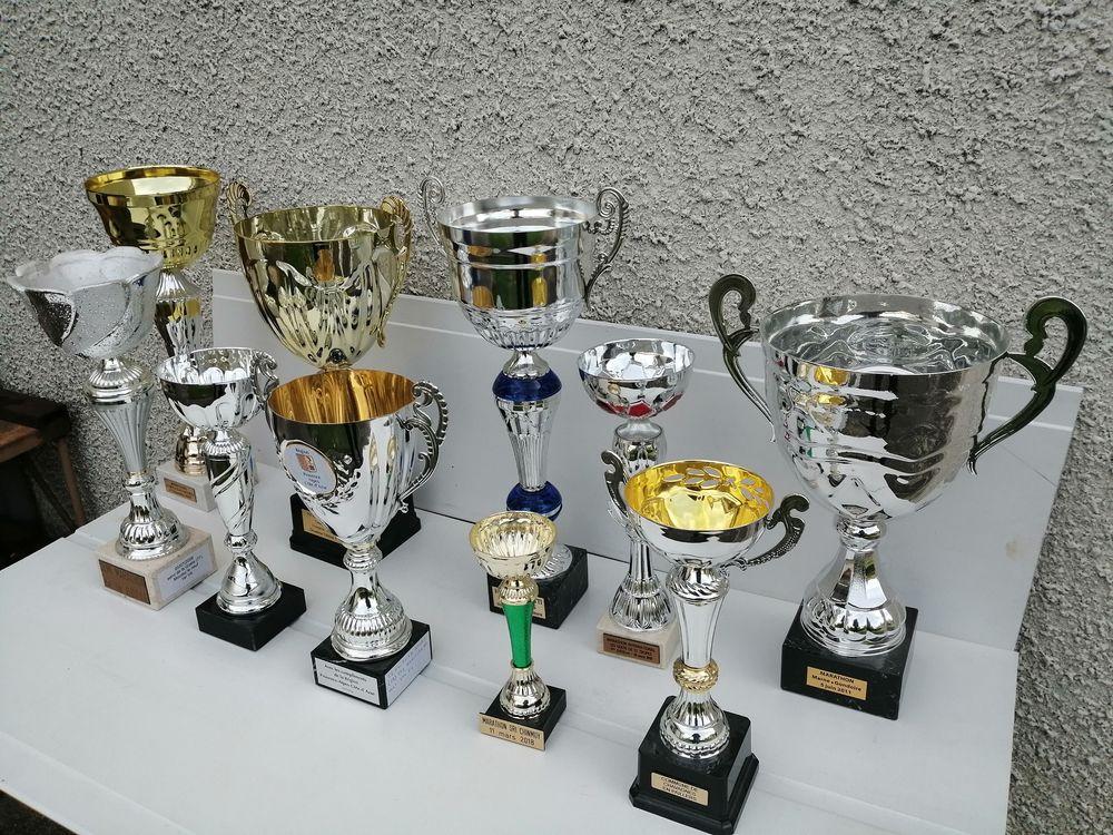 collection c75 coupes 10 très belles coupes sport marathon s 10 Montigny-le-Bretonneux (78)