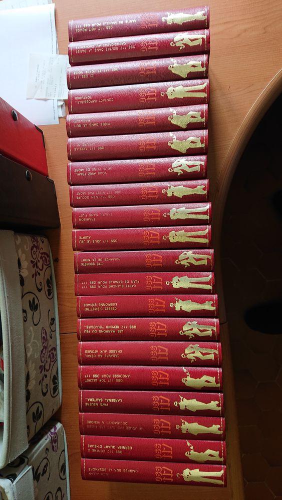 collection cuir livre de poche OSS 117 200 Drap (06)