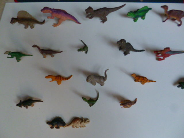 collection de dinosaures et animaux - zoe 1 Martigues (13)