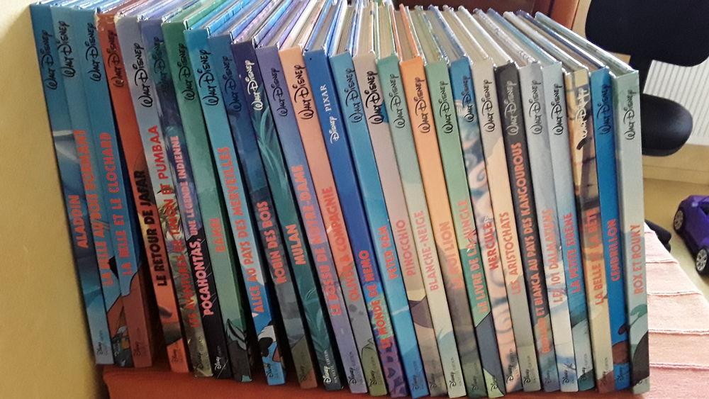 COLLECTION DISNEY GROS LIVRES 96 PAGES PRIX sur LOT Livres et BD