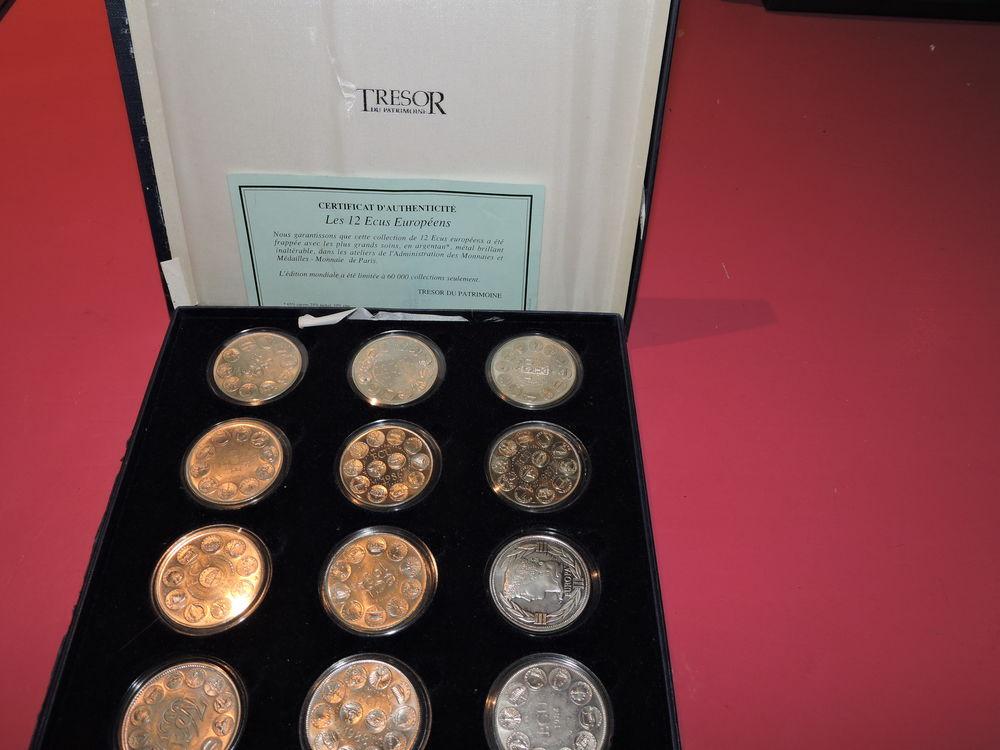 Collection  Les 12 écus européens - Trésor du Patrimoine 0 Épinal (88)