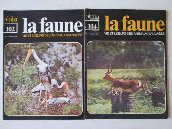 Collection la faune 1 Béthencourt-sur-Mer (80)