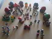Collection figurine schtroumpfs  100 Lons (64)