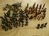 collection figurines MOKA REX