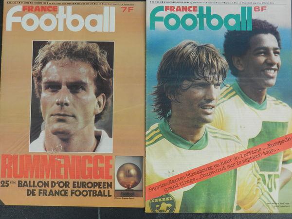Collection France Football année 1980  80 Eu (76)